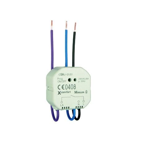 xComfort - Bezprzewodowy odbiornik sterujący (podtynkowy)