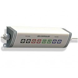 Zaawansowany kontroler RGB 216KW (3 x 6A) sterowany radiowo wodoodporny