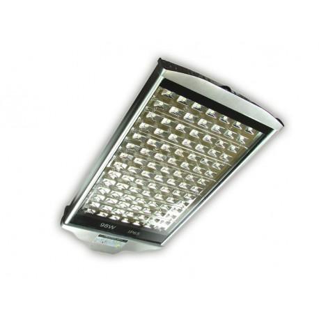 LAMPA ULICZNA LED 98W BIAŁY DZIENNY