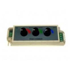 MANUALNY KONTROLER RGB 144W