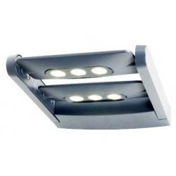 LAMPA NAŚCIENNA LED 18W