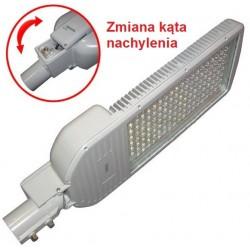 LAMPA ULICZNA LED 100W ZMIANA NACHYLENIA