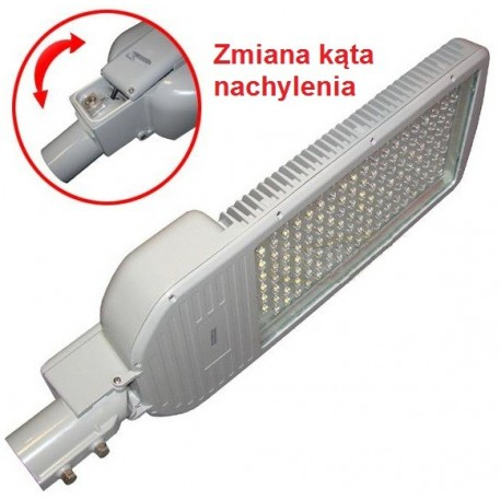 Lampa uliczna LED 100W zmienny kąt