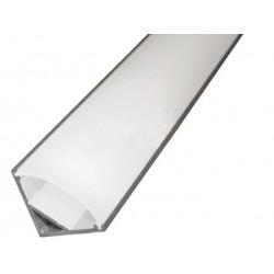 Profil aluminiowy kątowy 45°