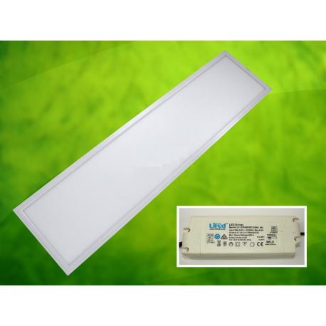PANEL LED 1200x300MM 48W 230V