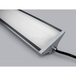 PANEL LED REY 600x100MM 20W 230V IP65