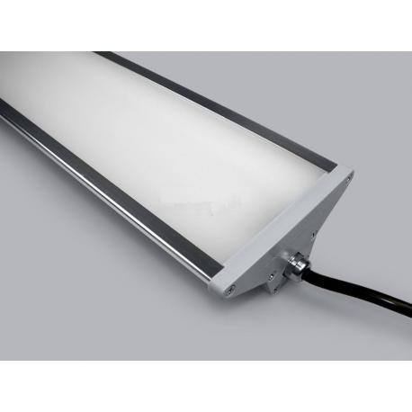 Panel LED REY 600x100mm 20W IP65