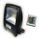 REFLEKTOR - NAŚWIETLACZ LED RGB 20W + PILOT