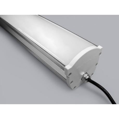 Panel LED RACI 1200x100 40W 230V IP54