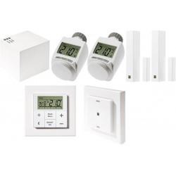 Zestaw MAX! - CUBE + 2 głowice + 2 czujniki + termostat + ECO